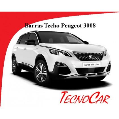 Barras Peugeot 3008