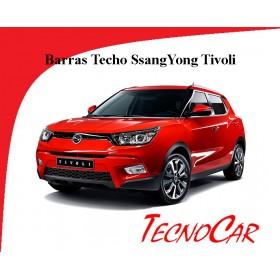 Barras SsangYong Tivoli
