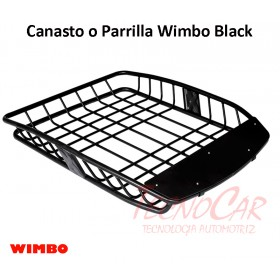 Parrilla Black Wimbo