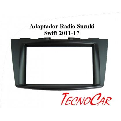 Adaptador radio Suzuki Swift 2011 uP